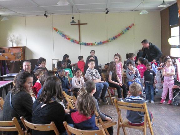 Éveil à la foi, École biblique et Catéchisme dès la rentrée…