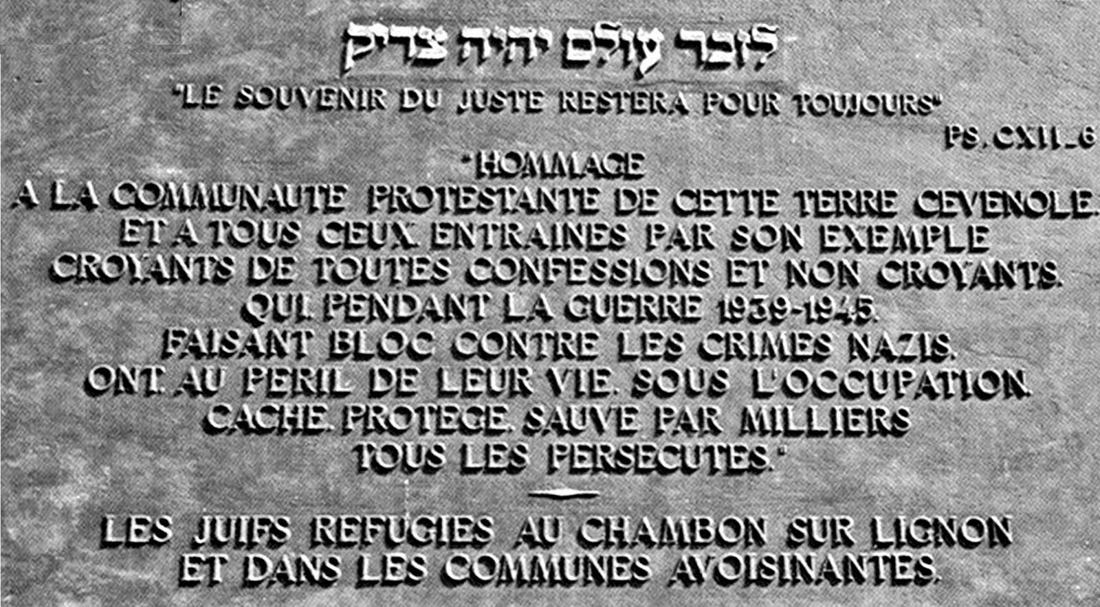 Les catéchumènes de retour du Chambon-sur-Lignon