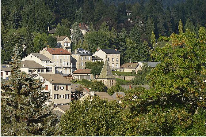Sortie paroissiale au Chambon-sur-Lignon