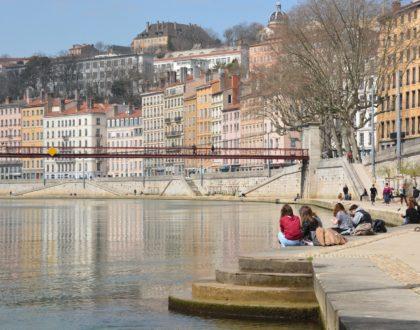 D'une rive à l'autre de la Saône