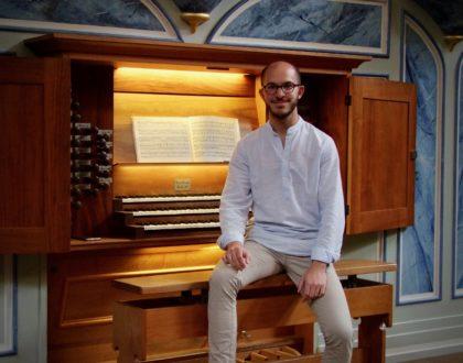 Récital d'orgue de Yanis Dubois