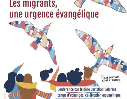 Les migrants, une urgence évangélique