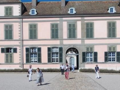 Promenade à Ferney-Voltaire et à Coppet-Madame de Staël