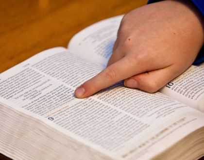 Catéchisme, école Biblique et éveil à la foi : programme 2019-2020 !