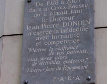 Flâneries Croix-Roussiennes